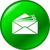 botão verde