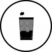 trash bin symbol