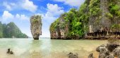 stock photo of james bond island  - James Bond Island - JPG
