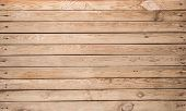 Old faded dull pine natural wood background poster