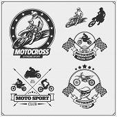 Motocross11.eps poster