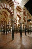 Cordoba Mosque Inside