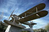 Old Hydroplane