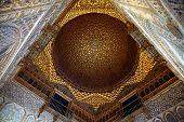 Seville Royal Palace Cupola