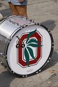 Ohio State marching band drum