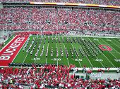 COLUMBUS, OHIO - SEPTEMBER 2: The Ohio State Buckeyes open their season September 2, 2010 in Columbus, OH.