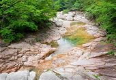 picture of seoraksan  - River view at Seoraksan National Park - JPG