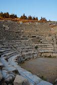Ephesus Roman Theatre Seats