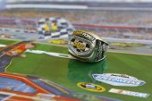 DAYTONA BEACH, FL - FEB 20:   Daytona International Speedway plays host to the Daytona 500 race in D