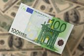 The Euro Comes Off Dollar