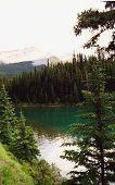 Lac Maligne - Alberta