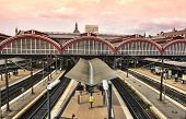 Copenhagen Central Railway Station, Denmark