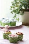 handmade cup cake