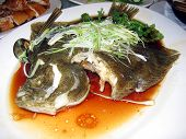 Chinese New Year Fish With Soy Sauce