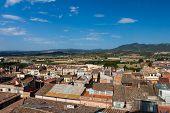Vista desde arriba en Spanish Town