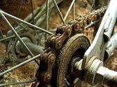Rusted Bmx Gear