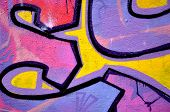 picture of graff  - graffiti graffiti street urban art color paint - JPG
