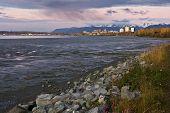 Outono em Anchorage