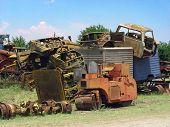 Cars Scrapyard