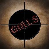Girls Target