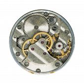 Mechanische Uhrwerk