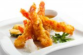 foto of shrimp  - Japanese Cuisine  - JPG