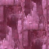 seamless old iron background purple texture rust and scuffed wal