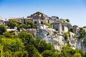 Les Baux-de-Provence, Provence, Frankreich
