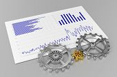 Cogwheels and Charts