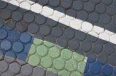 Rubber Flooring Texture