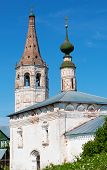 St. Nicholas Church in Suzdal Russia