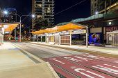 Gold Coast G:link Light Rail Station