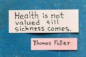 Health Valued