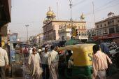 Traffic Inches Forward