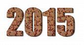 2015 Metal Numbers