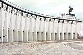 Museum Of The Great Patriotic War On Poklonnaya Hill