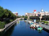 View of Jinan City
