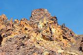 Tenerife Volcanic Landscape