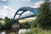 Suspension Footbridge
