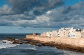 Coastline Of Essaouira, Morocco