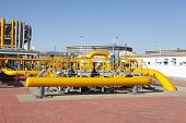 picture of pipeline  - Pipeline system - JPG