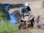 ATV Muddy Trails