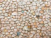 Path Of Granite Stones