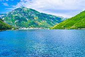 The Kotor bay
