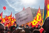 For a Europe of solidarity
