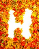 Initials letter H.