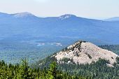 stock photo of ural mountains  - Photo of a Aerial view of Ural Mountains - JPG