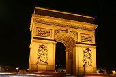 Arc Triomphe - Paris