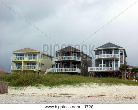 Beachfront Property poster