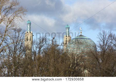 Cathedral mosque of